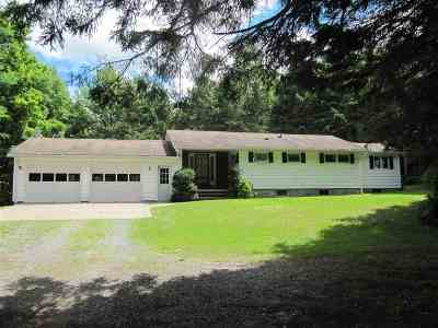 Winthrop NY Single Family Home For Sale: $95,000