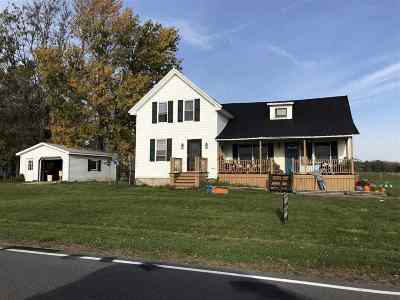 Lisbon Single Family Home For Sale: 1692 County Route 31
