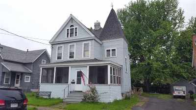 Watertown Single Family Home For Sale: 530 Curtis