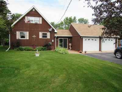 Massena Waterfront For Sale: 80 Cook Street
