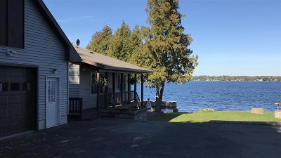 Ogdensburg Waterfront For Sale: 2 Partridge Berry Drive