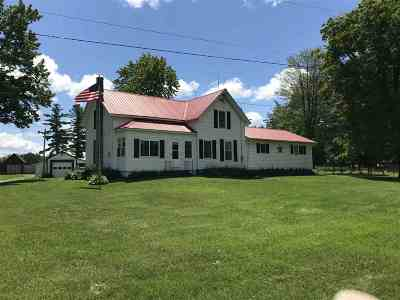 Waddington Farm For Sale: 12754 State Highway 37