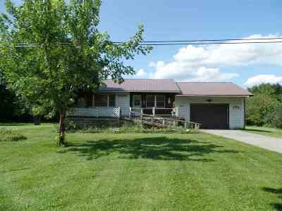 Heuvelton Single Family Home For Sale: 29 Mitchell Rd