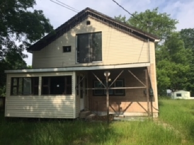 North Lawrence NY Single Family Home For Sale: $30,000