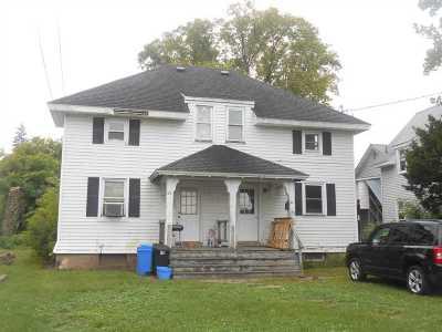 Massena Multi Family Home For Sale: 17 & 19 Bishop Avenue