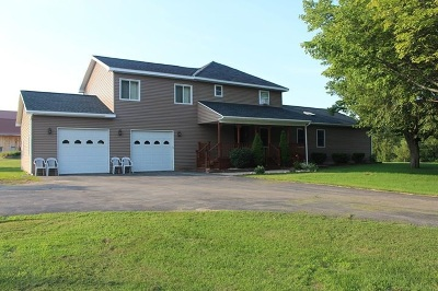 St Lawrence County Single Family Home For Sale: 281 Marsh Rd.