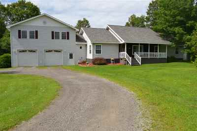 Ogdensburg NY Single Family Home For Sale: $164,900