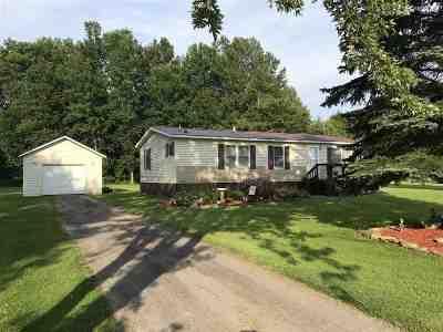 Ogdensburg NY Single Family Home For Sale: $74,900