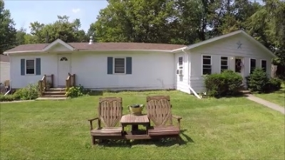 Single Family Home For Sale: 513 Hull Road
