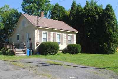 Massena Single Family Home For Sale: 111 Stoughton Avenue