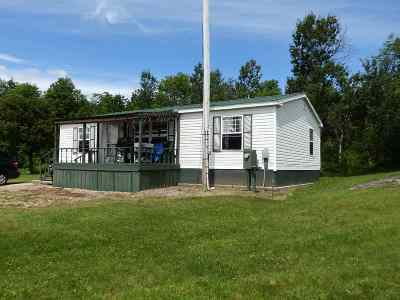 Russell NY Single Family Home For Sale: $20,000