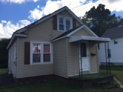 Massena NY Single Family Home For Sale: $22,500