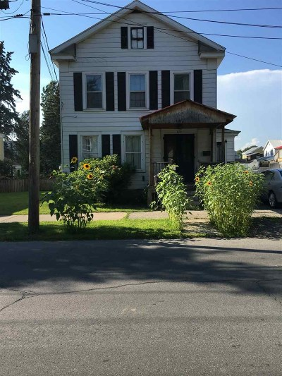 Ogdensburg Single Family Home For Sale: 616 Greene Street