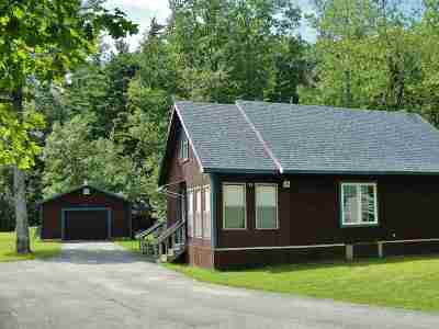 Colton NY Single Family Home For Sale: $98,000