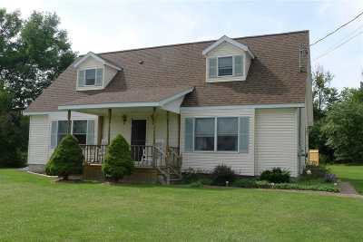 Norwood NY Single Family Home For Sale: $159,000