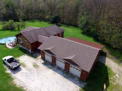 St Lawrence County Single Family Home For Sale: 27 County Route 7