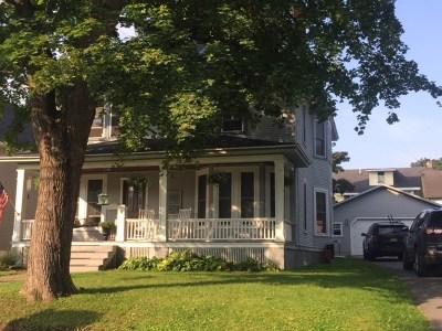 Massena Single Family Home For Sale: 12 Clark Street