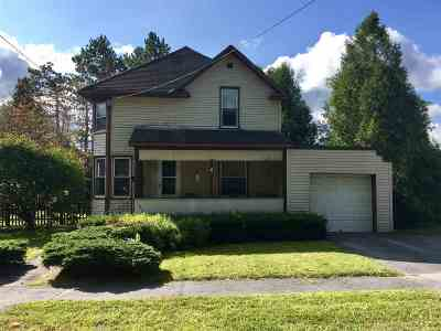 Single Family Home For Sale: 105 Johnstown Street