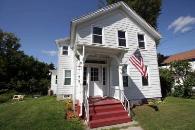 Gouverneur NY Single Family Home For Sale: $89,900