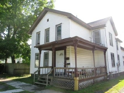 Ogdensburg Multi Family Home For Sale: 421 Hamilton