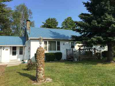 Lisbon Single Family Home For Sale: 11647 Sh 37