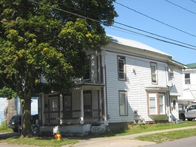Ogdensburg Multi Family Home For Sale: 328 Morris Street