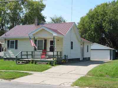 Massena Single Family Home For Sale: 41 Spruce Street