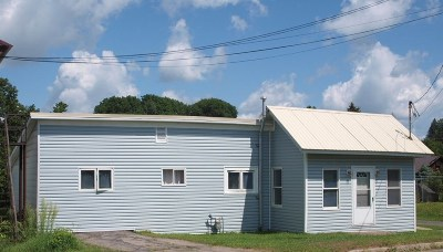 Norfolk NY Single Family Home For Sale: $62,500