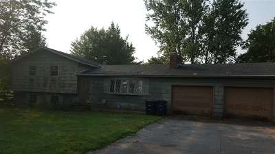 Norwood NY Single Family Home For Sale: $67,500