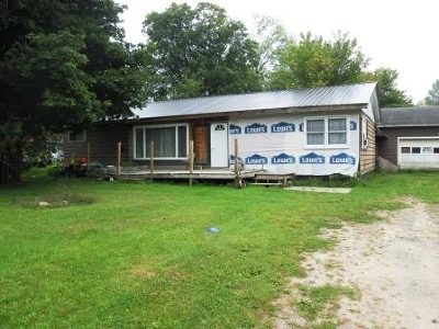 Ogdensburg Single Family Home For Sale: 22 Richardson Road