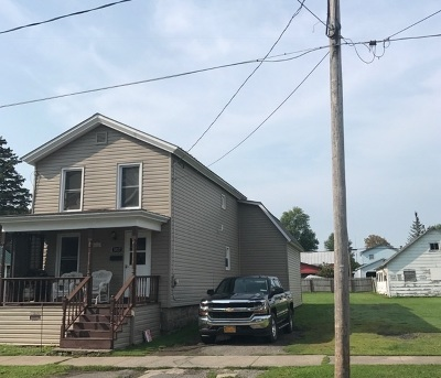 Ogdensburg Single Family Home For Sale: 1017 Pickering