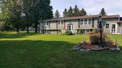 Potsdam NY Single Family Home For Sale: $189,000