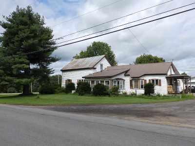 Potsdam NY Single Family Home For Sale: $89,500