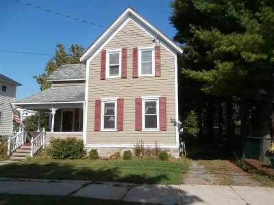 Ogdensburg Single Family Home For Sale: 808 Elizabeth St