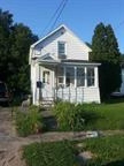 Massena Single Family Home For Sale: 126 Jefferson