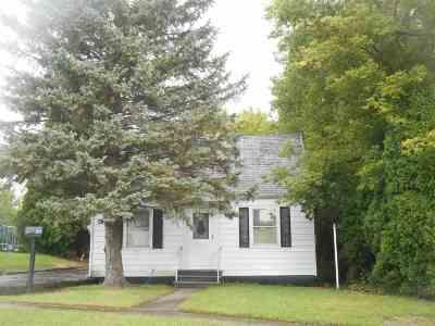Massena Single Family Home For Sale: 134 Jefferson Avenue