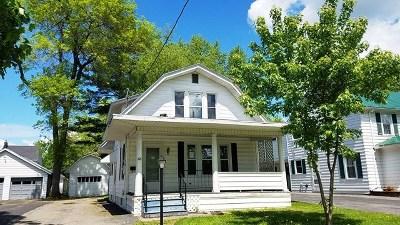 Massena Single Family Home For Sale: 68 Cornell Avenue