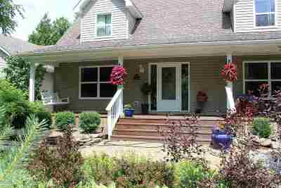 St Lawrence County Single Family Home For Sale: 370 Nichols Road