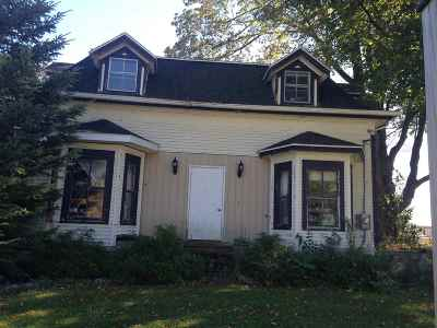 Waddington Single Family Home For Sale: 88 Lincoln Ave