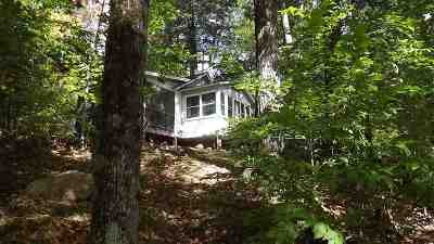 Cranberry Lake Single Family Home For Sale: 306 Columbian Rd