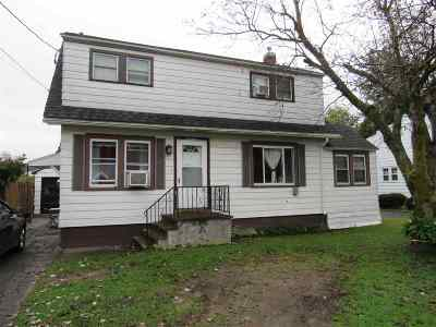 Massena Single Family Home For Sale: 18 Chase Street