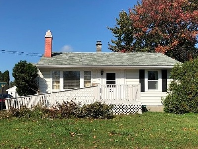 Massena Single Family Home For Sale: 118 West Hatfield Street