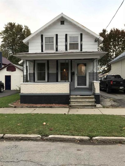 Ogdensburg Single Family Home For Sale: 514 Pleasant
