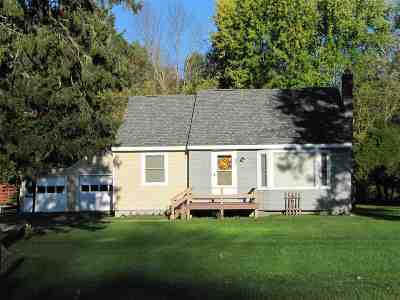 Massena Single Family Home For Sale: 103 Willard Road