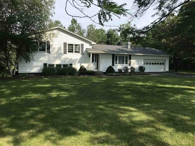 Watertown Single Family Home For Sale: 26721 State Route 3