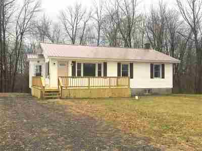 Massena Single Family Home For Sale: 127 Carey Road