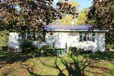 Lisbon Single Family Home For Sale: 417 Hunter Road