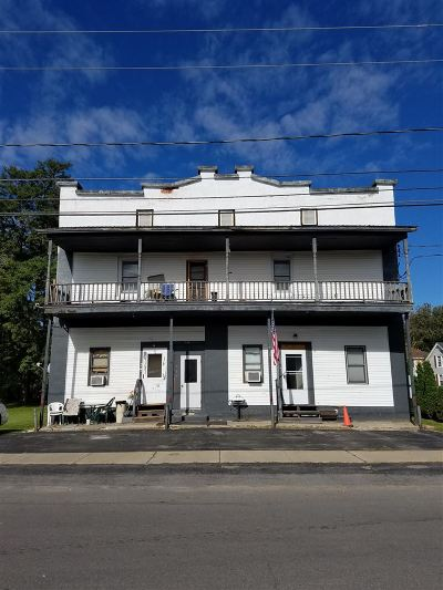 Massena Multi Family Home For Sale: 220 & 222 Center Street