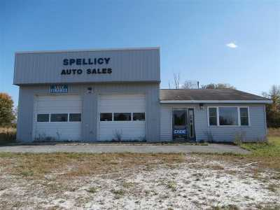 Commercial For Sale: 1270 Us Route 11