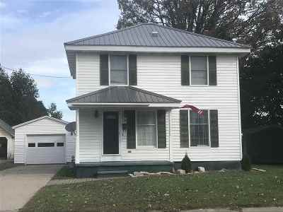 Massena Single Family Home For Sale: 15 Tracy